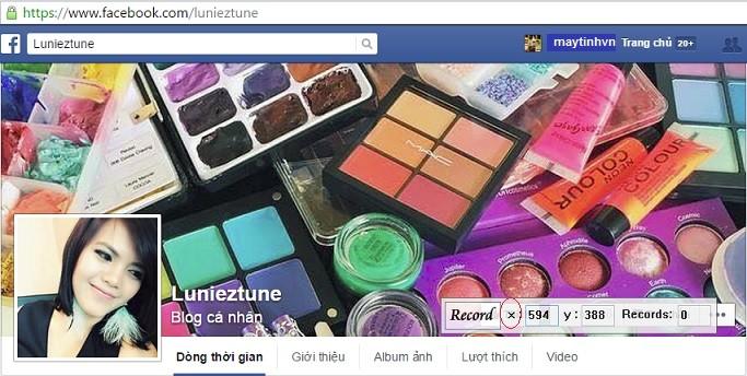 Like facebook tự động