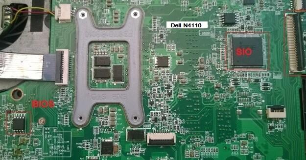Các bước sửa laptop không nhận bàn phím