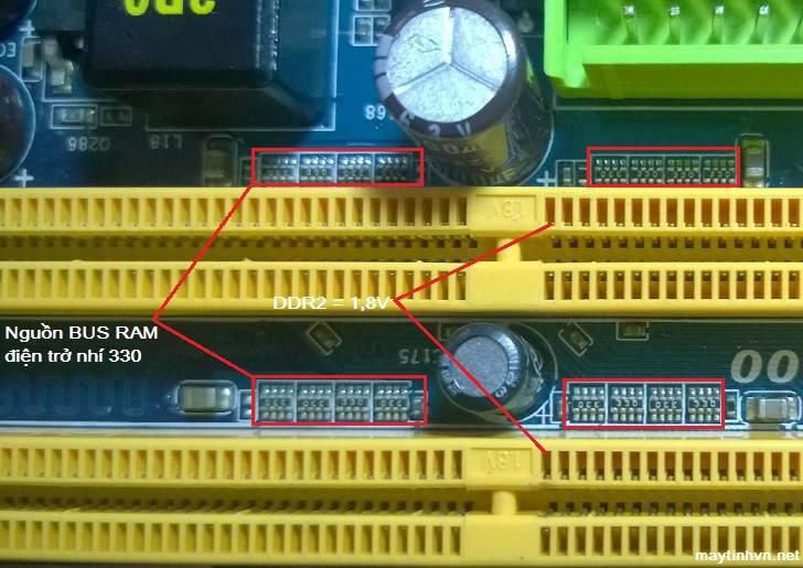 Đo điện áp mainboard tổng quát