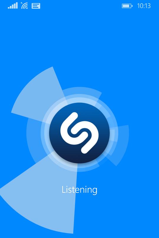 Phần mềm nhận diện tên bài hát