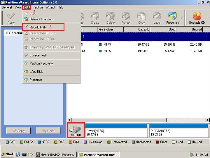 Dùng Windows mini chẩn đoán bệnh máy tính