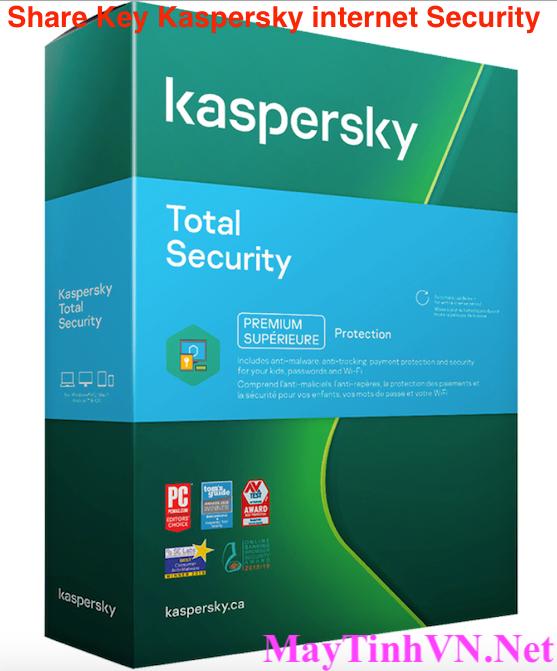 Kaspersky 2021
